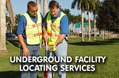 Underground Utility Locating | High Tech Engineering